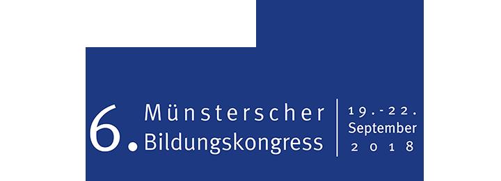 6. Münsterscher Bildungskongress